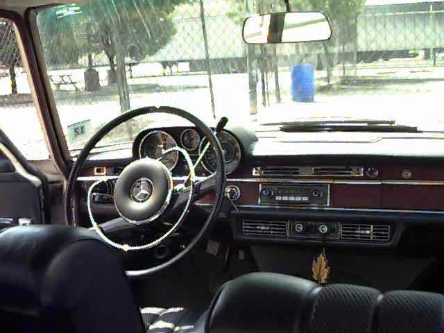 Car Windshield Replacement >> 1967 Mercedes Benz 250S Journal